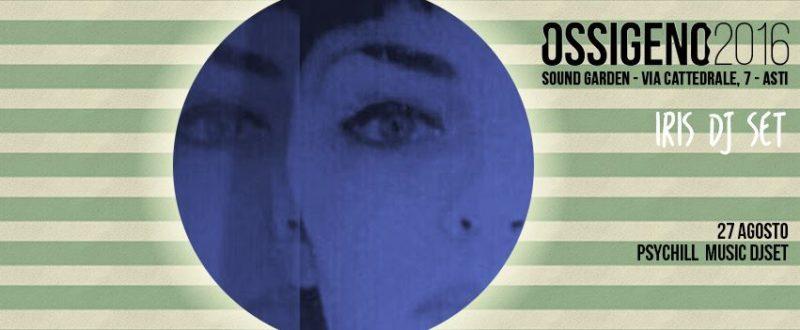 Iris - Psychill Music DJ Set