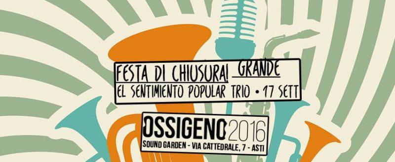 Festa di chiusura con El Sentimiento Popular!